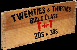 20s & 30s - Logo