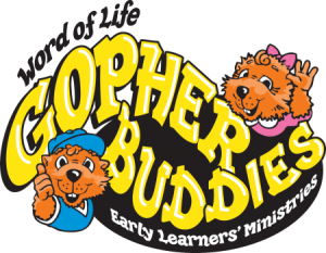 Gopher Buddies Logo