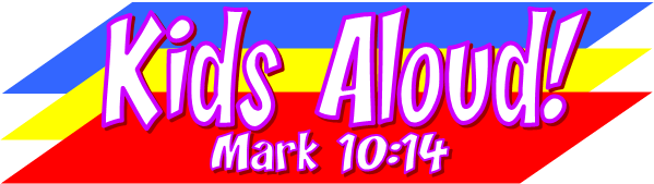 Kids Aloud - logo