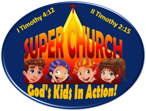 Super Church - Logo